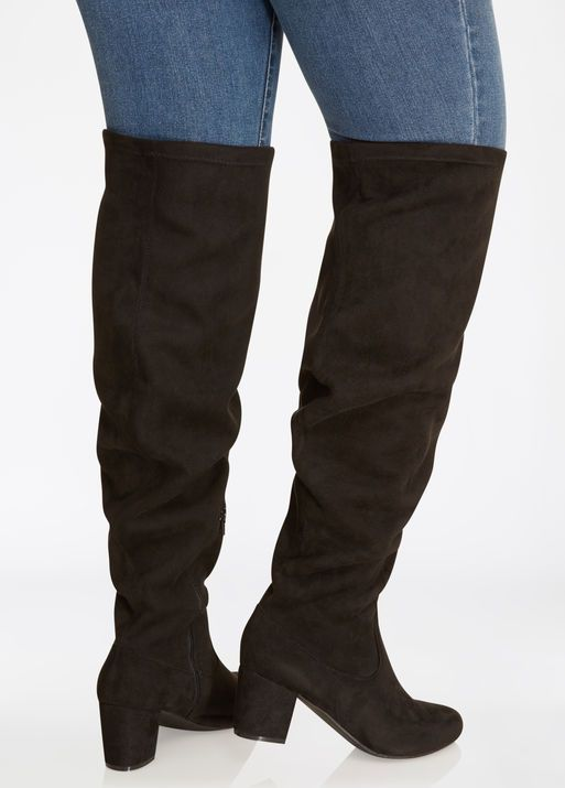 9e52ef7be96 Wide-Width Boots - Wide Calf - Over-the-Knee