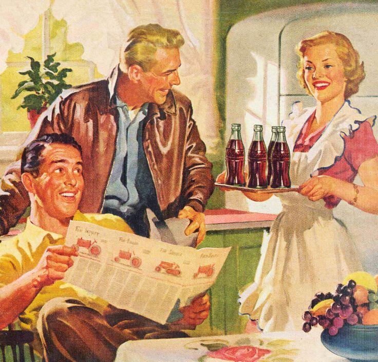 Coca-Cola - Hospitality (1953)
