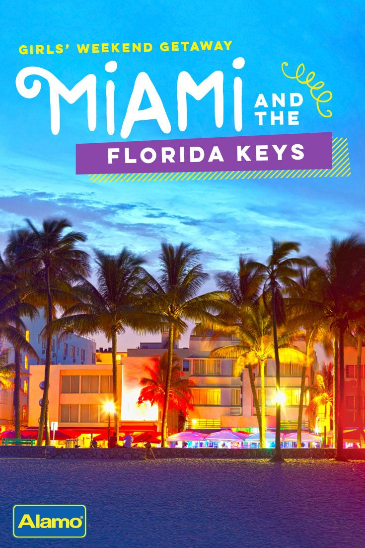 miami and the florida keys a girls 39 weekend getaway guide. Black Bedroom Furniture Sets. Home Design Ideas