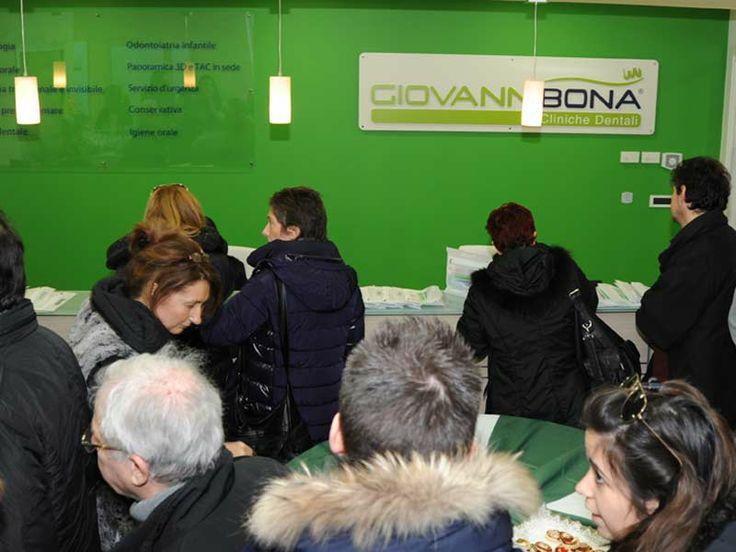Giovanni Bona Clinica Dentale di Mestre (VE) - apertura 16 febbraio 2013