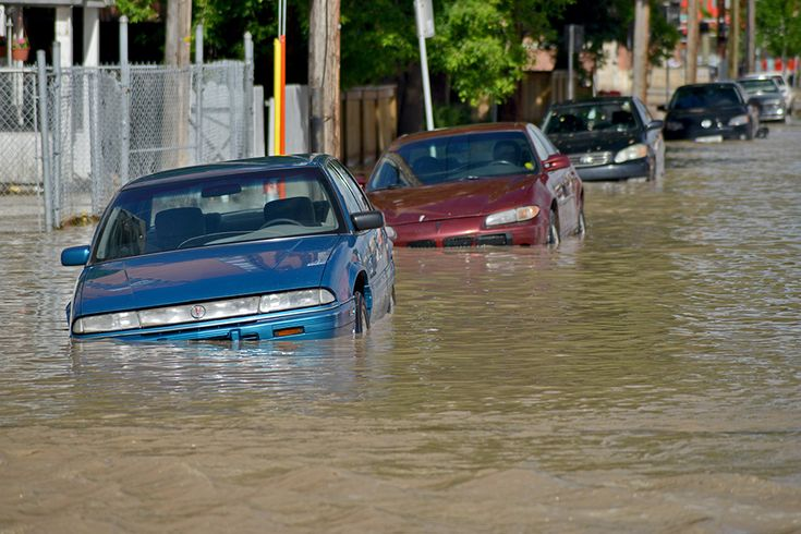 When Disaster Hits Home: The Calgary Flood & the YWCA #Calgary #2013 #CanadaHelps