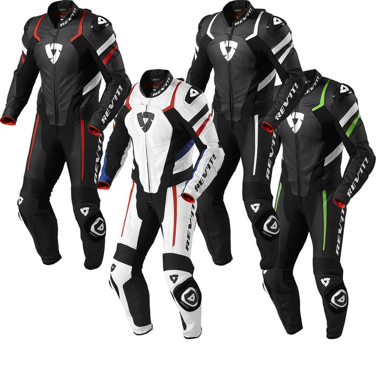 Rev It Hunter One Piece Motorcycle Suit - Leather Suits - Ghostbikes.com