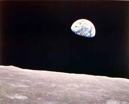 This stunning poster showed pictures of the earthrise which looks simply beautiful, earth is appeared in such a dramatic way. This poster shows the actual picture of Earthrise has the moon on the right side with the Earth coming out to the left. It is a very impressive picture and perfect gift for anyone who is a shuttle fan. What are you waiting for? Grab this wonderful poster for its durable quality and perfect color accuracy.