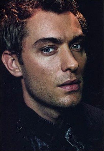 Jude Law - A little too pretty for my tastes, but the accent makes up for it.