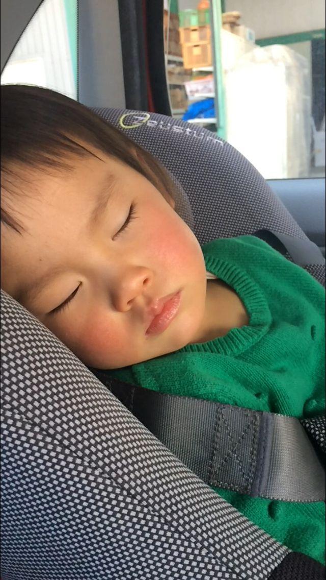 小悪魔の天使の寝顔