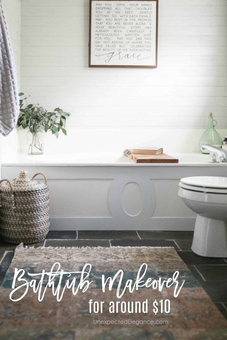 The 25+ Best Bathtub Makeover Ideas On Pinterest | Bathtub Redo .