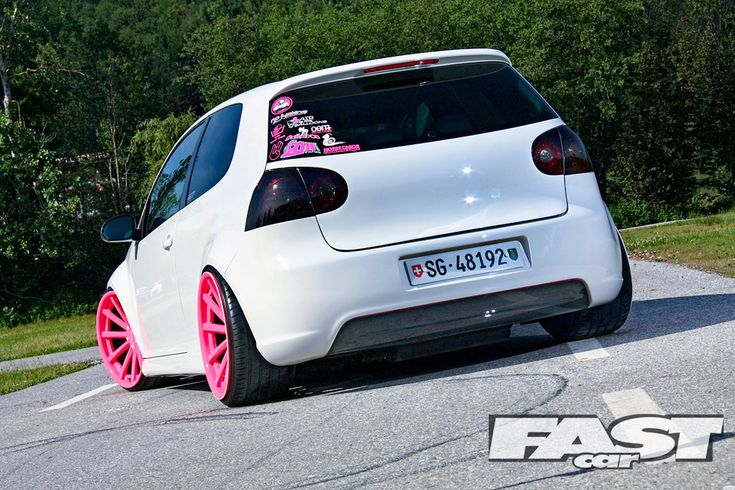 modified vw   The buzz of pitching up and having 'the car' that everyone is ...