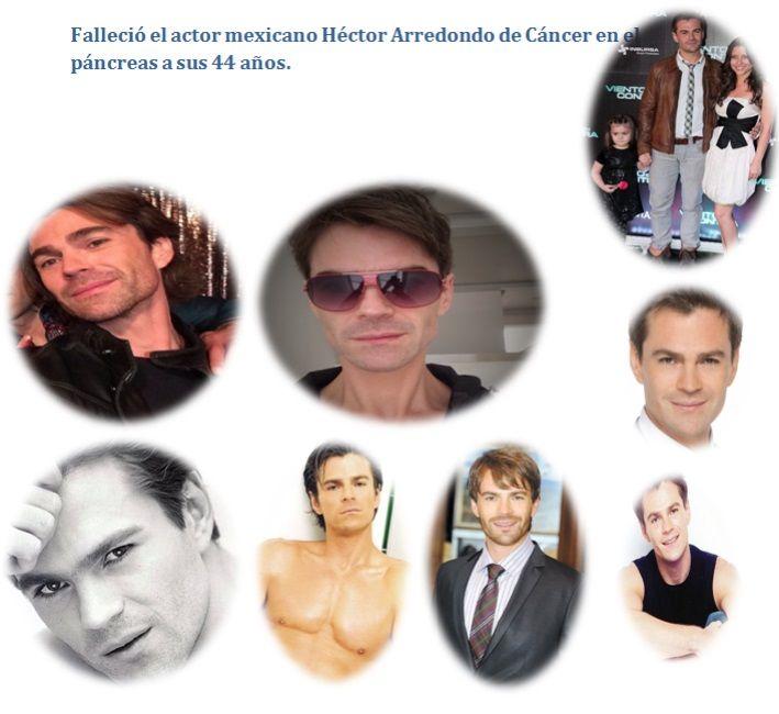 Falleció Héctor Arredondo por cáncer de páncreas - http://notimundo.com.mx/espectaculos/fallecio-hector-arredondo-por-cancer-de-pancreas/23087