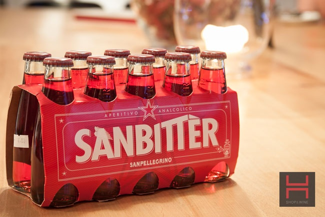 SanBitter in Heritage Shop & Wine