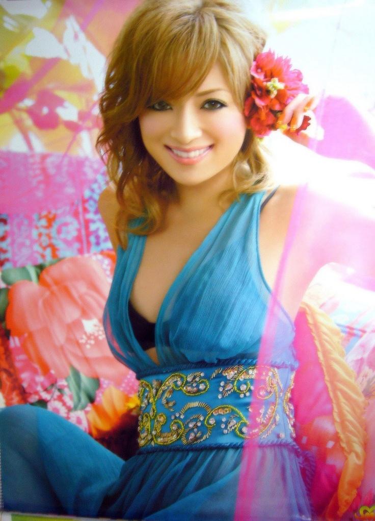 Ayumi Hamasaki; Blue Bird
