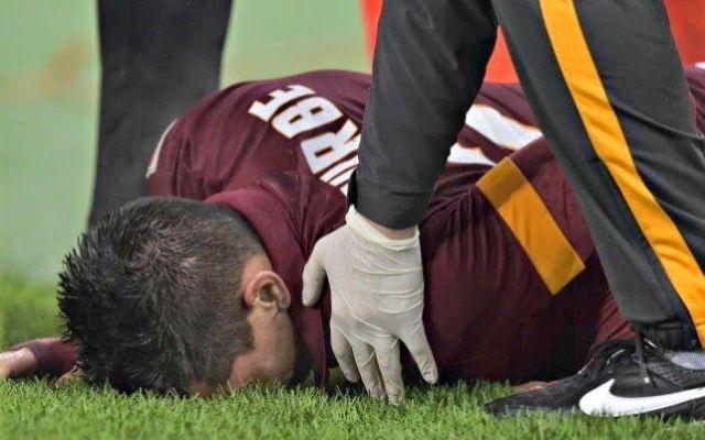 Distorsione al ginocchio e lesione del legamento collaterale per Iturbe! #roma #iturbe #infortunio