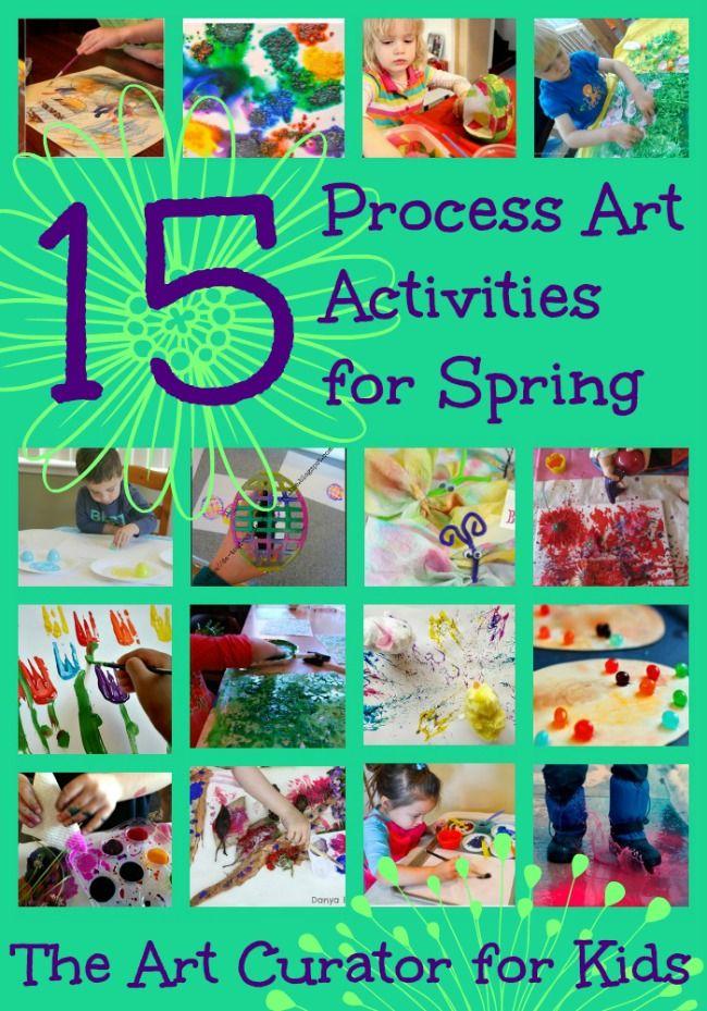 process art art activities and art activities for kids on pinterest