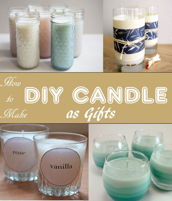 Homemade scented candles recipes crazy homemade - Homemade scent recipes ...