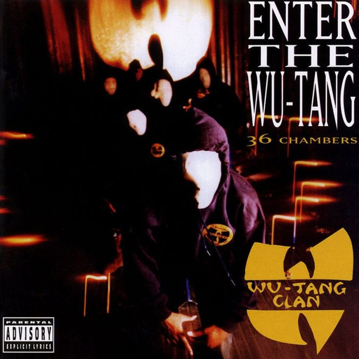 Wu-Tang Clan Enter The Wu-Tang (36 Chambers) on LP This groundbreaking '93 debut by the East Coast hip-hop collective Wu-Tang revolutionized the genre with its kung-fu samples, multiple aliases and ge