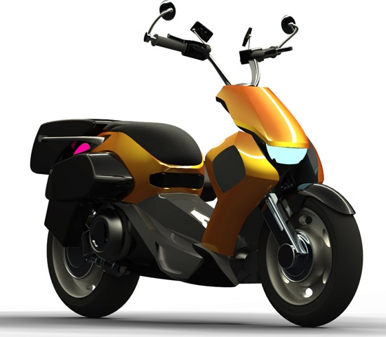 81 best scooters lectriques electric scooters images on pinterest mopeds motor scooters. Black Bedroom Furniture Sets. Home Design Ideas