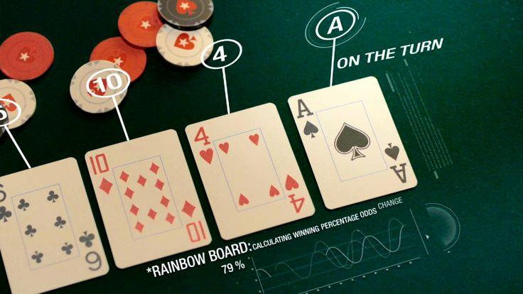 Pokerstars USP Numbers on Vimeo. Motion Graphics Design.