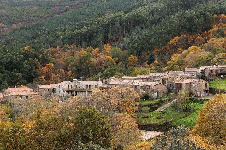 Losted places - Gondramaz, serra da Lousã,Portugal
