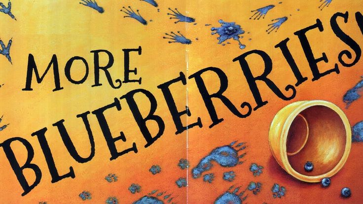 More Blueberries by Susan Musgrave - Children's Book - YouTube
