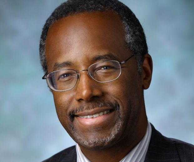 Ben Carson overcame his troubled youth in inner-city Detroit to become a gifted neurosurgeon famous for his work separating conjoined twins.
