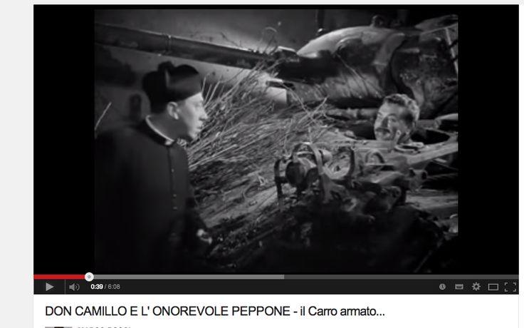 """Guareschi e don Camillo - All'inventore di """"Mondo piccolo"""", Guareschi, Montanelli fu molto legato. """"Chiunque dei nostri nipoti voglia sapere cos'era e com'era l'Italia del secondo dopoguerra, sempre Guareschi dovrà leggere: nessuno l'ha rappresentata meglio di lui con le sue trecento parole…"""""""
