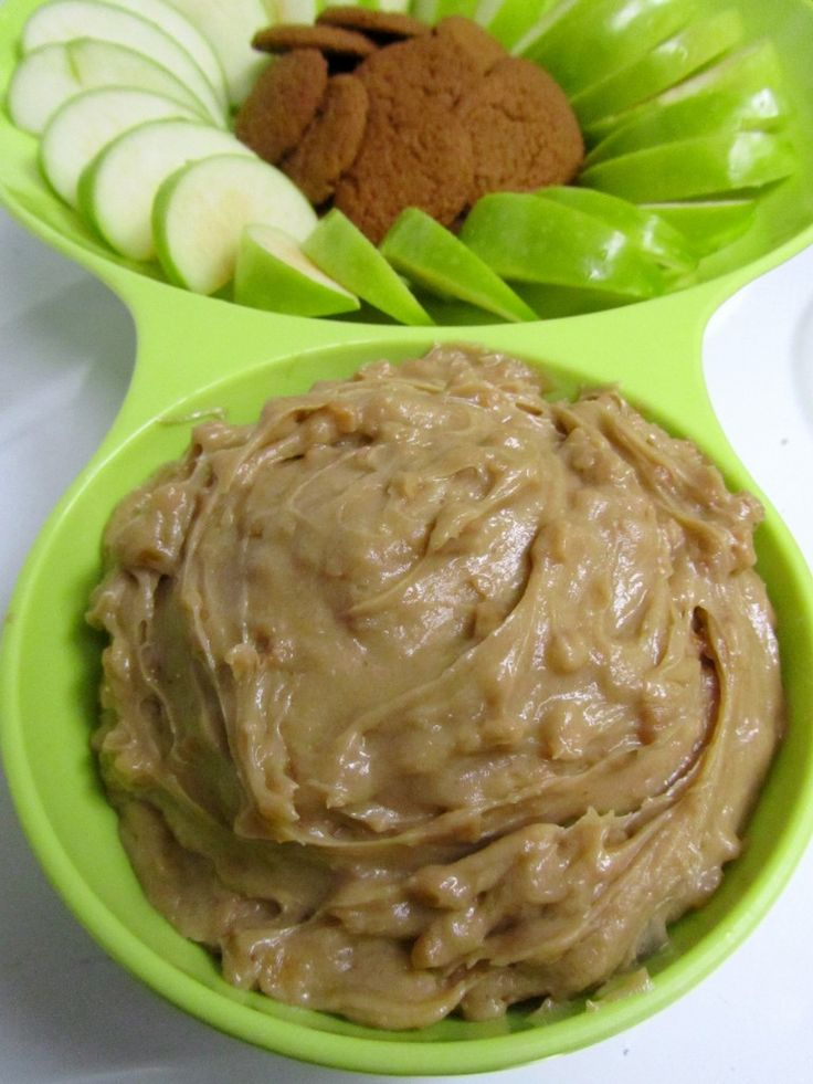 Toffee Apple Dip. I make this all of the time for get togethers and it's always a hit!