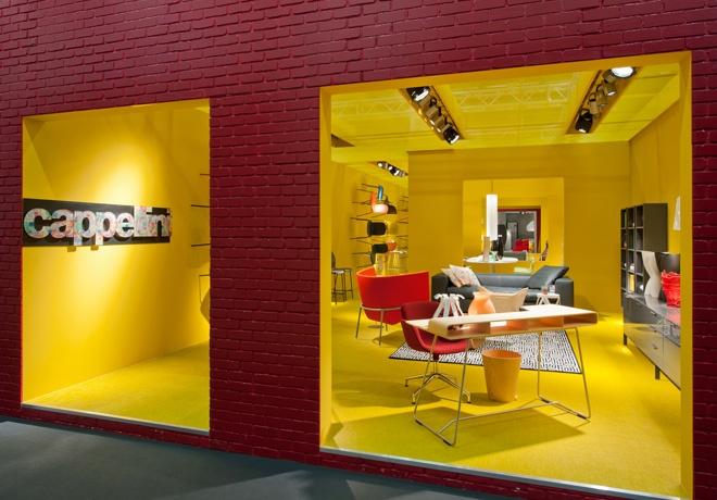 "CAPPELLINI ""Milano Design Village"" @Koln 2012"