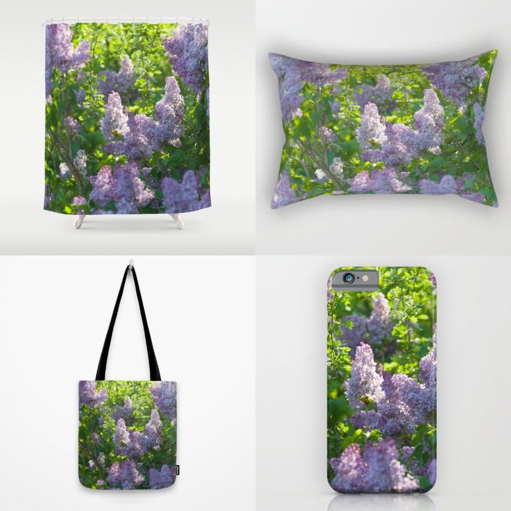 Now comes the cold season, bring you the summer home. Summer lilac flowers carpet a new image in my shop. ☕️https://society6.com/product/summer-lilac-nature-pattern_shower-curtain#s6-6040699p34a35v287 ☕️