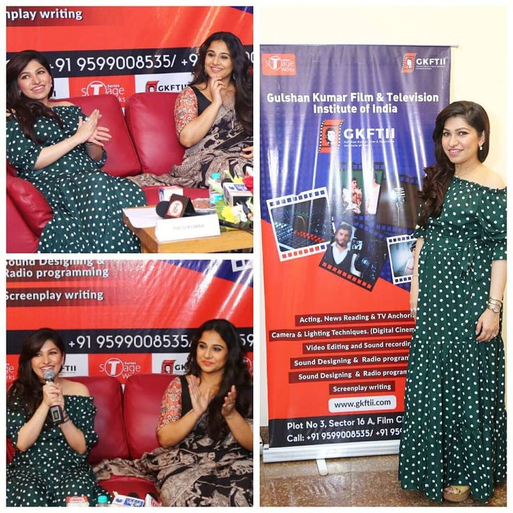 A glimpse of the memorable day, The Launch Announcement of Gulshan Kumar Film