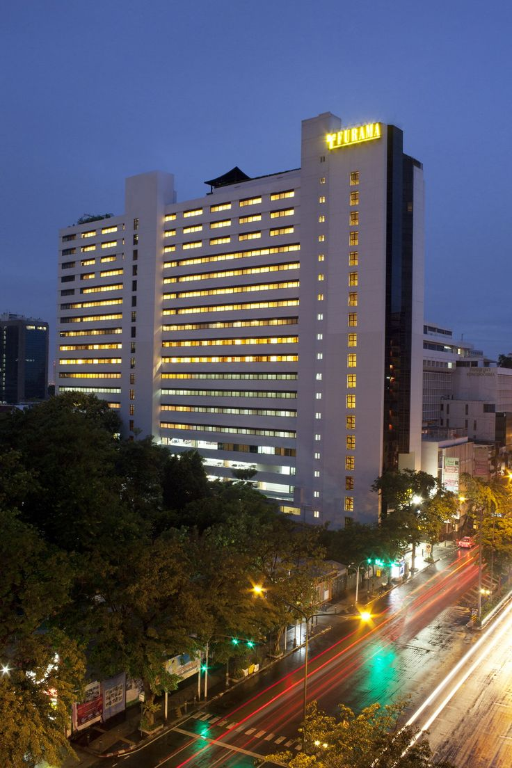 A flagship 4 stars hotel in the heart of Silom area.