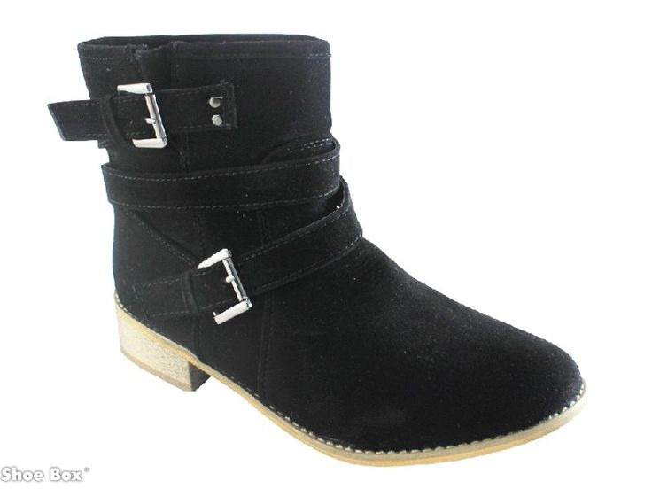 Catwalk Flame Sythetic Ankle Boots | Buy Shoes Online | Shoe Box