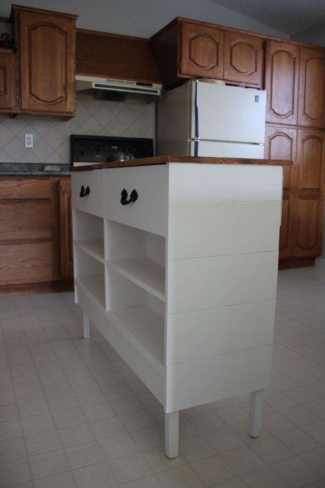 1000 ideas about dresser kitchen island on pinterest