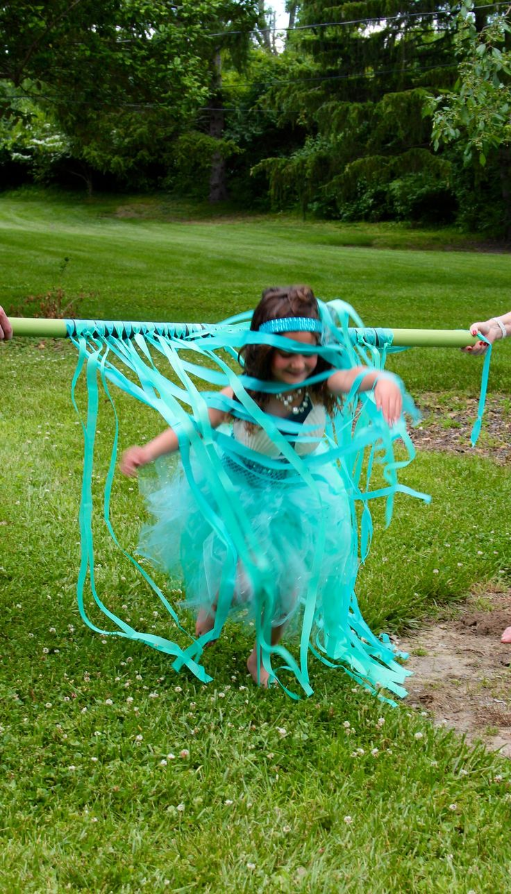 63 best Mermaid birthday party images on Pinterest | Meerjungfrauen ...