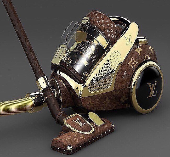 """Luxurious Lifestyle on Instagram: """"Louis Vuitton Vacuum!🤪😂 Guess"""