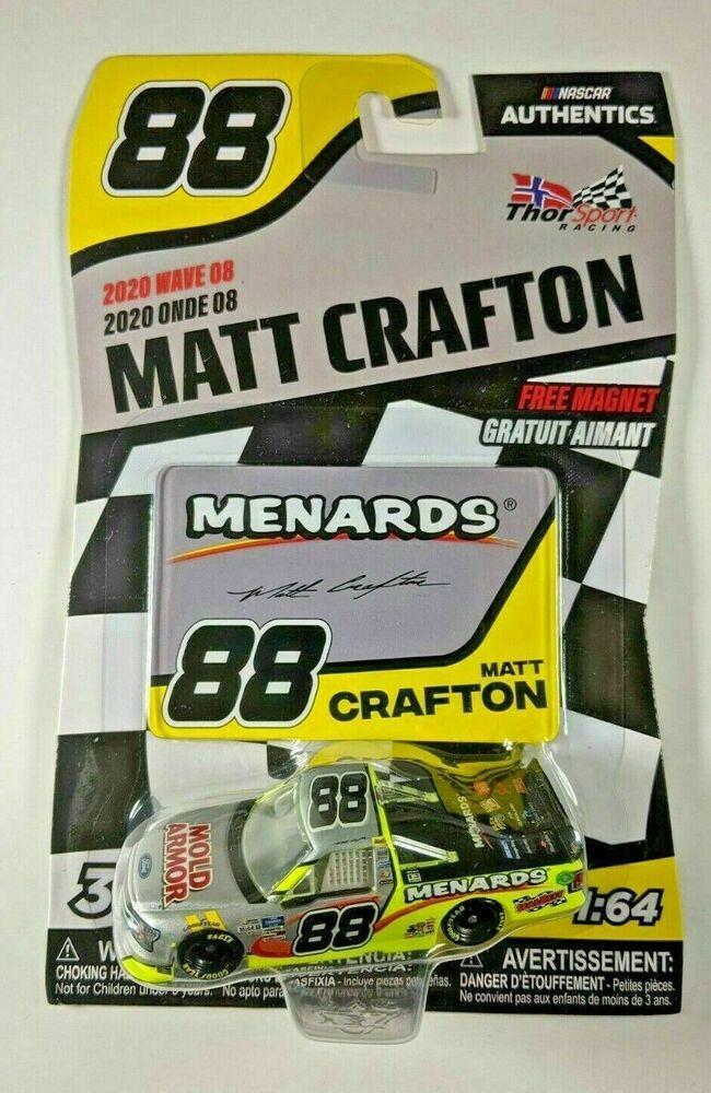 Chase Elliott #9 NASCAR Authentics Mountain Dew Zero 2020 Wave 4 1//64 Die-Cast
