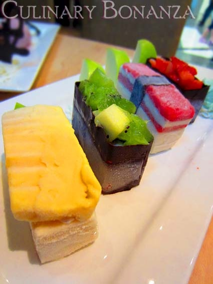 It's NOT Sushi, it's Haagen-Dazs Ice Cream | Culinary Bonanza