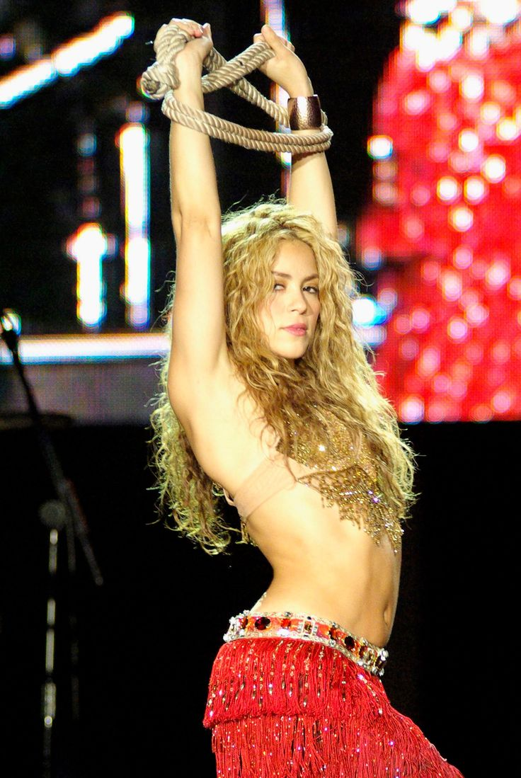 Shakira Live Full Concert-Rock in Rio