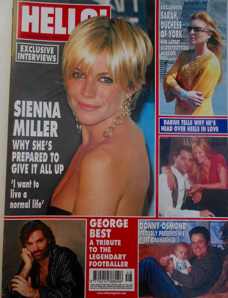 Duchess of York - Hello Magazine Dec 2005