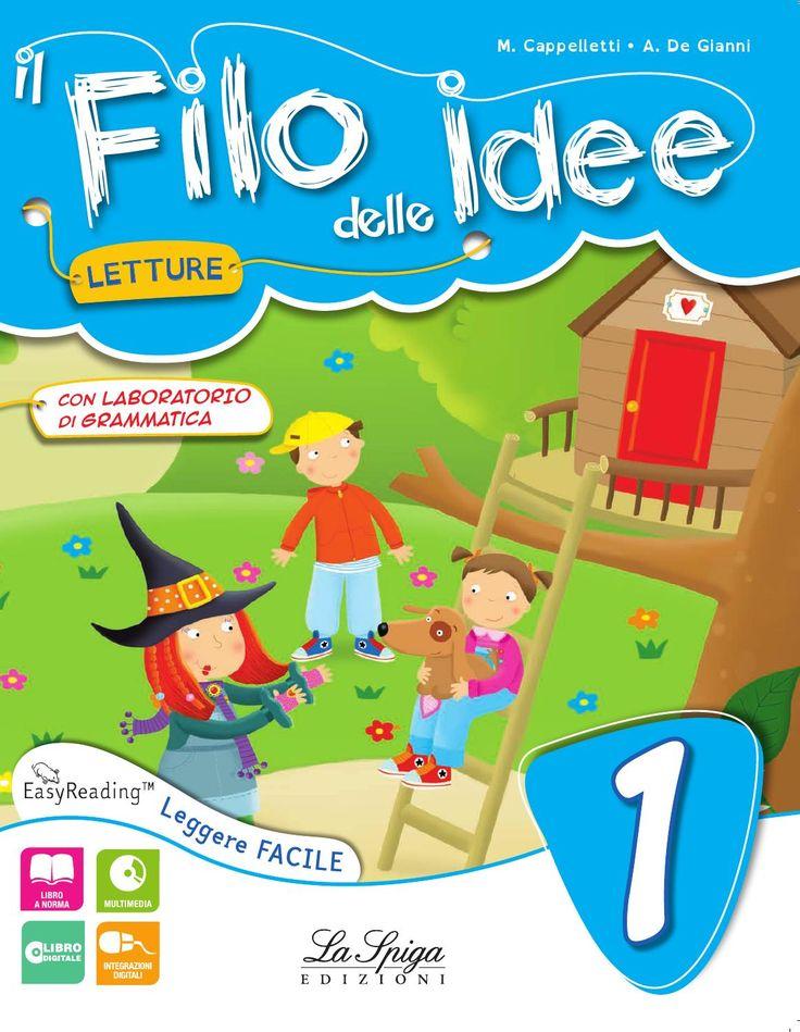 Il Filo delle idee - Letture1 by ELI Publishing