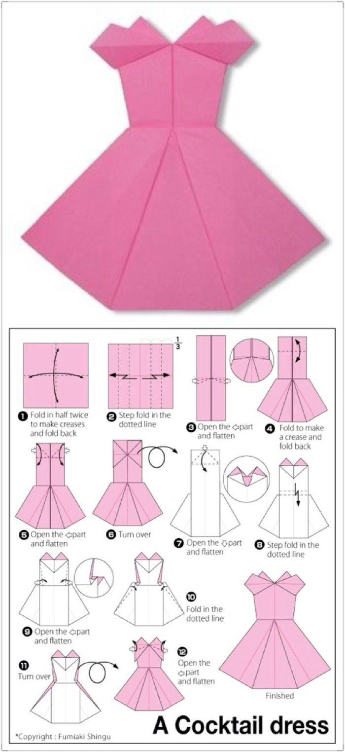 Оригами открытки из бумаги схемы для