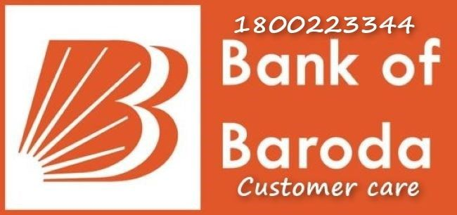 bank of baroda customer care no toll free