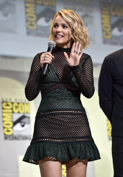 Comic-Con 2016 – What Rachel wore | Rachel Mcadams