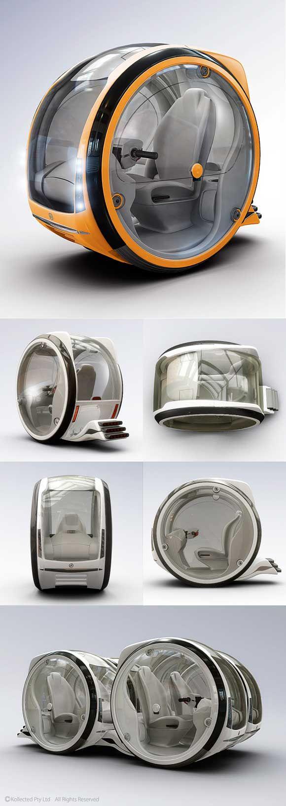 50 Awe-Inspiring Futuristic 3D Renderings by Nick Kaloterakis | MyCreativeDaddy