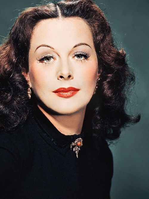 Hedy Lamarr, inventor & actress - she invented a torpedo guidance system that used frequency hopping to protect the weapons from easily being destroyed. It is considered the basis for modern Wi-Fi, Bluetooth & GPS technologies.