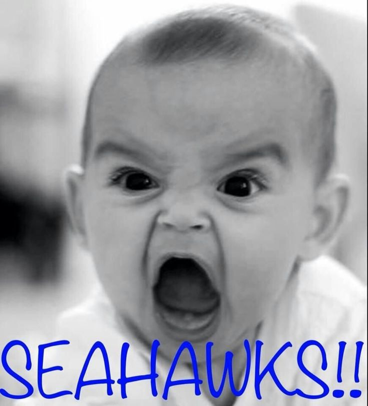 SEAHAWKS!!!!! Pretty sure this was me last weekend! haha