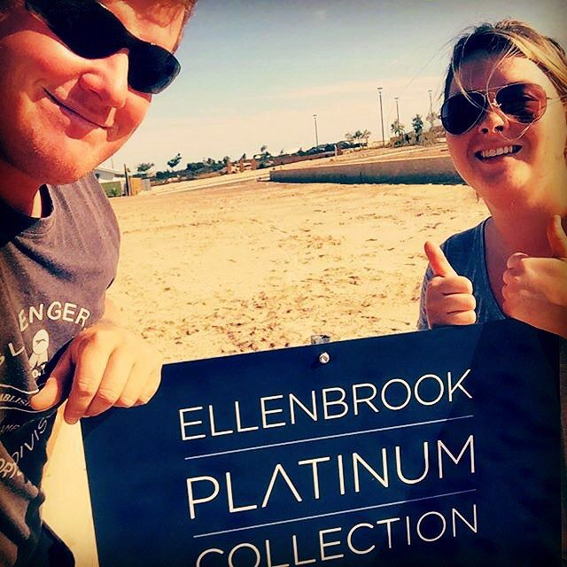 Happy new land owners! Thanks for the great pic a.5wifty we can't wait to build your new home #HomeGroupWA #homesweethome