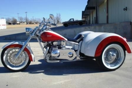 Trike Motorcycles And Conversion