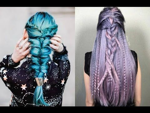 ❀ Hairstyles ♛ Hairstyles Tutorials Compilation September 2016 #2 ♥ - YouTube