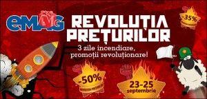 Revolutia Preturilor Reduceri la Black Friday-ul de Vara 2015