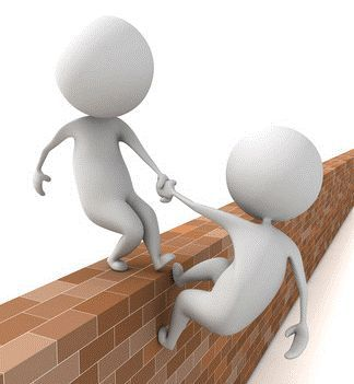 Behulpzaam. Als ik iemand zie die hulp nodig heeft ben ik altijd enthousiast om diegene te helpen.