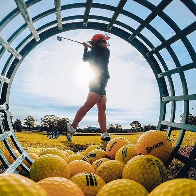 ⛳  golf